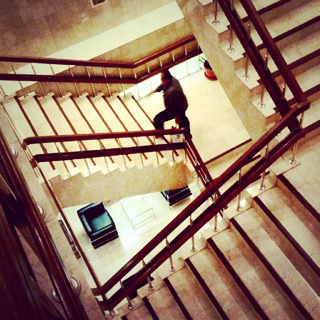 up and #up.. #stairs #climb #instago #jakarta #indonesia #streetphotography